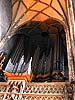 Stephansdom, black organ