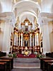 Vilnius, St. Casimir's Church, main altar