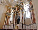 Vilnius, St. Casimir's Church, right side altar
