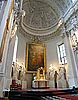 Vilnius, Church of Sts. Peter and Paul, main altar