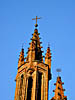 Vilnius, St. Anne's Church, steeple
