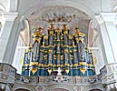 Vilnius University Church, the organ